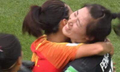 ชมไฮไลต์ฟุตบอลโลกหญิงนัดสุดท้าย กลุ่ม A และ B – จีนเข้ารอบ เกาหลีร่วง   The Thaiger