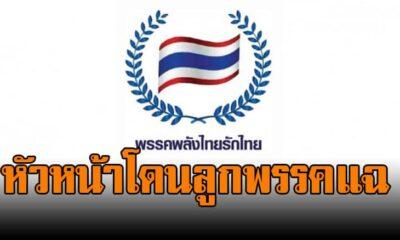 พลังไทยรักไทย จี้กกต สอบ 'หัวหน้าพรรค' ติดสินบนอยากร่วมรัฐบาล | The Thaiger