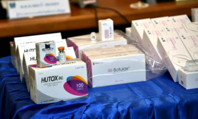 Dodgy 'Botox', fillers and beauty enhancement products seized in Bangkok | The Thaiger