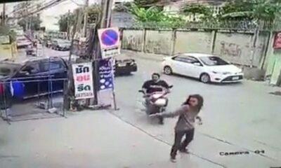 Police seeking two men over Bang Na gang shooting   The Thaiger