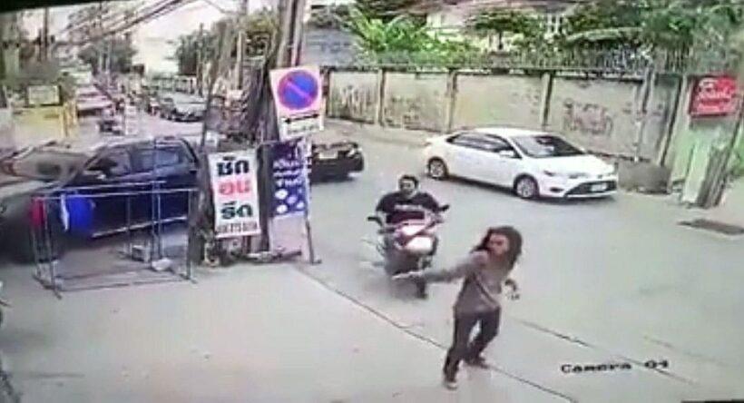 Police seeking two men over Bang Na gang shooting | The Thaiger