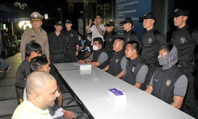 478 mostly-illegal foreigners rounded up in immigration raid | The Thaiger