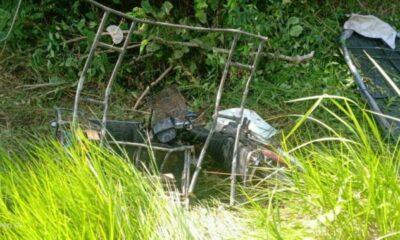 Elderly Thai couple die in Krabi road smash   The Thaiger