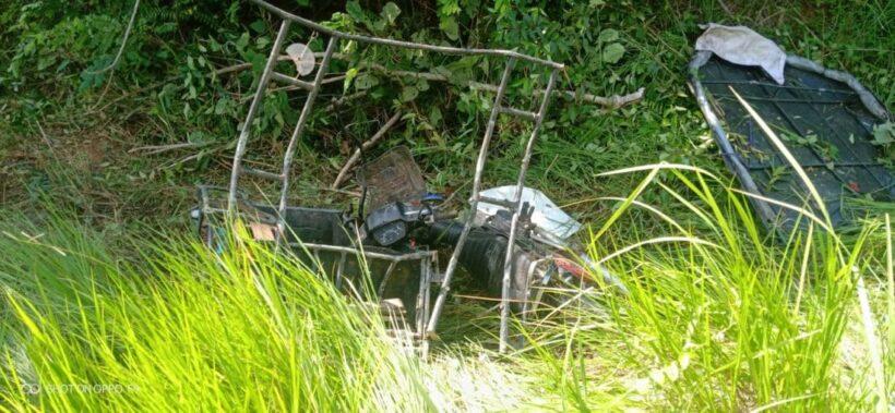 Elderly Thai couple die in Krabi road smash | The Thaiger