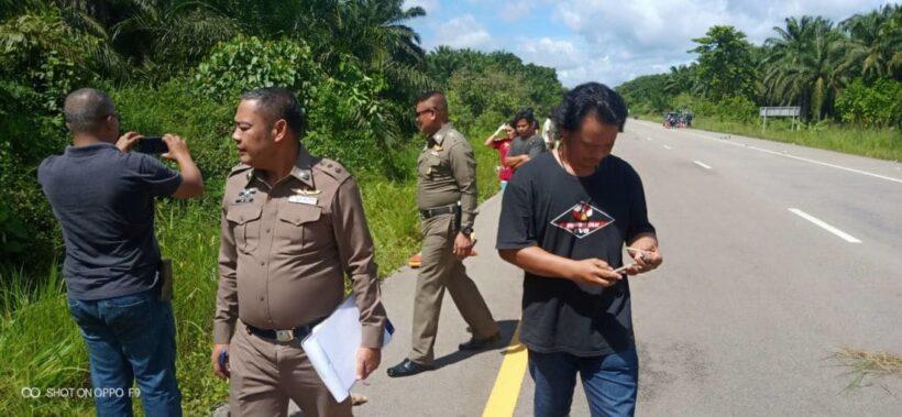 Elderly Thai couple die in Krabi road smash | News by Thaiger