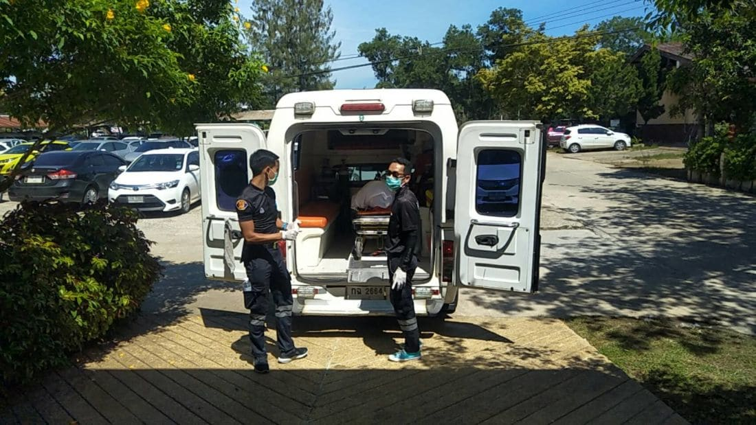 UPDATE: German tourist found dead in Krabi hotel room | The Thaiger