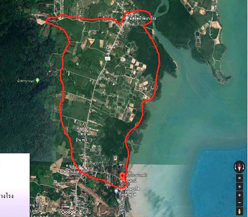 Electricity mains upgraded in Pa Klok, Phuket | News by The Thaiger