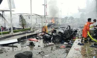 35 year old arrested over Pattani Big C bombing and other insurgency-related crimes | The Thaiger