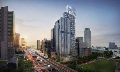 Luxury condos change the face of Sathorn Road in Bangkok | The Thaiger
