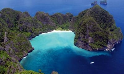 Thailand's Maya Bay settles into an extended period of rest – VIDEO | The Thaiger