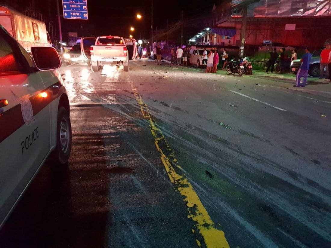 German motorbike driver dies on Patong Hill, Phuket | News by The Thaiger