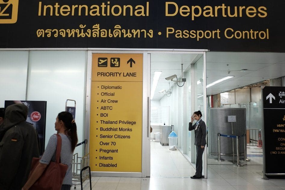 Suvarnabhumi's 'fast track' scam exposed – AoT crackdown on Thailand's biggest airport | The Thaiger