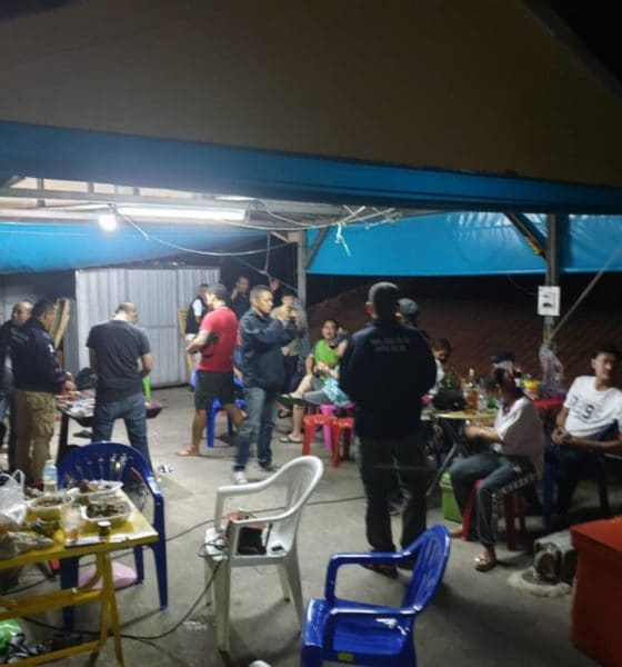13 gamblers arrested in Patong gambling den raid | The Thaiger