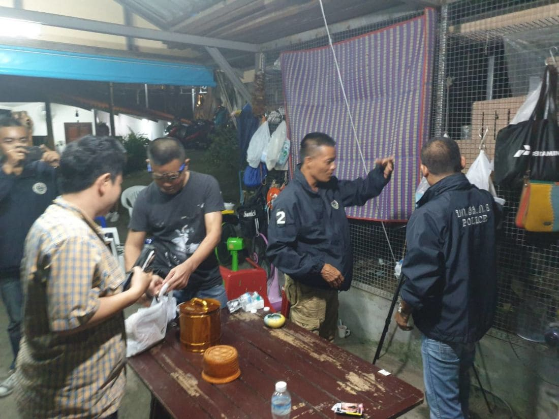 13 gamblers arrested in Patong gambling den raid | News by Thaiger