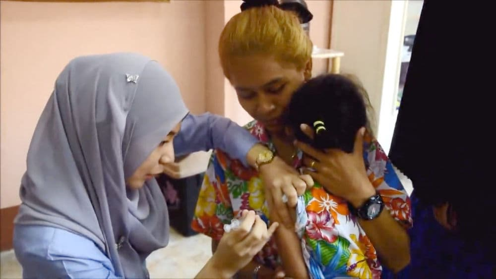 Extra doses of MMR vaccine approved to help eliminate measles in Thailand   News by The Thaiger