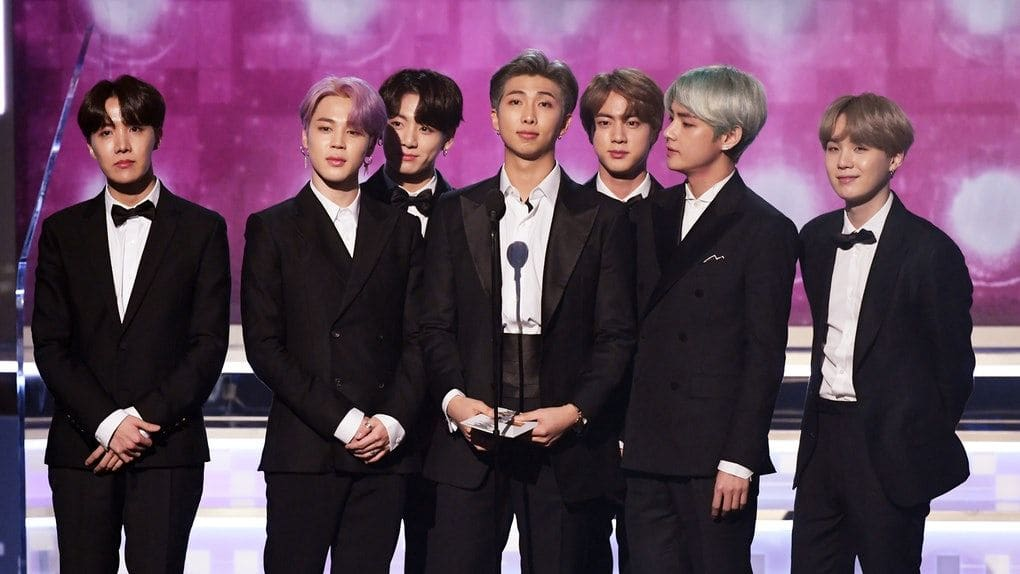 Are South Korea's BTS the world's biggest band | News by The Thaiger