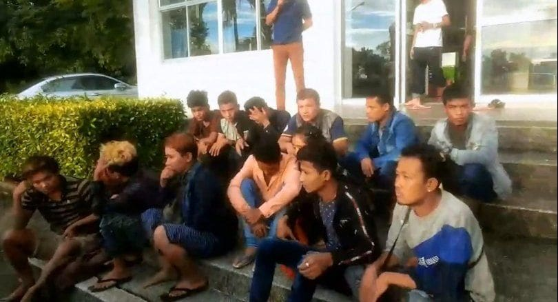 21 undocumented Burmese migrants found in Songkhla, alleged Thai trafficker arrested | News by Thaiger