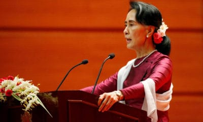 Suu Kyi attending ASEAN Summit amid regional storm over Rohingya | The Thaiger