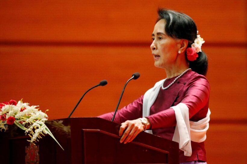 Suu Kyi attending ASEAN Summit amid regional storm over Rohingya | The Thaiger
