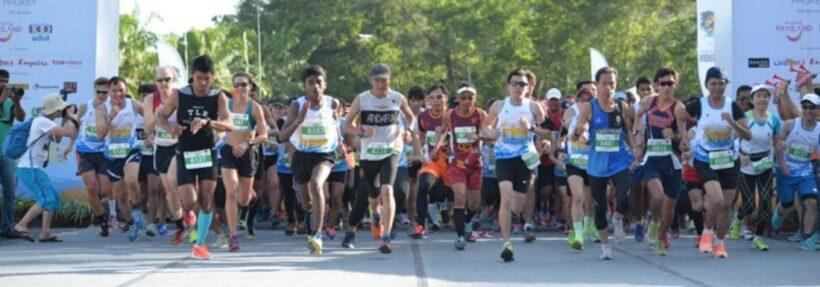 Laguna Phuket Marathon road closures and info | News by Thaiger