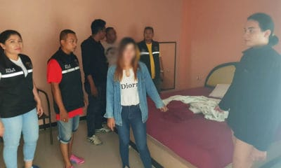Two arrested on human trafficking charges in Koh Samui | The Thaiger