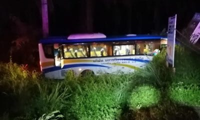 One dead, 13 injured in Krabi collision – VIDEO | The Thaiger