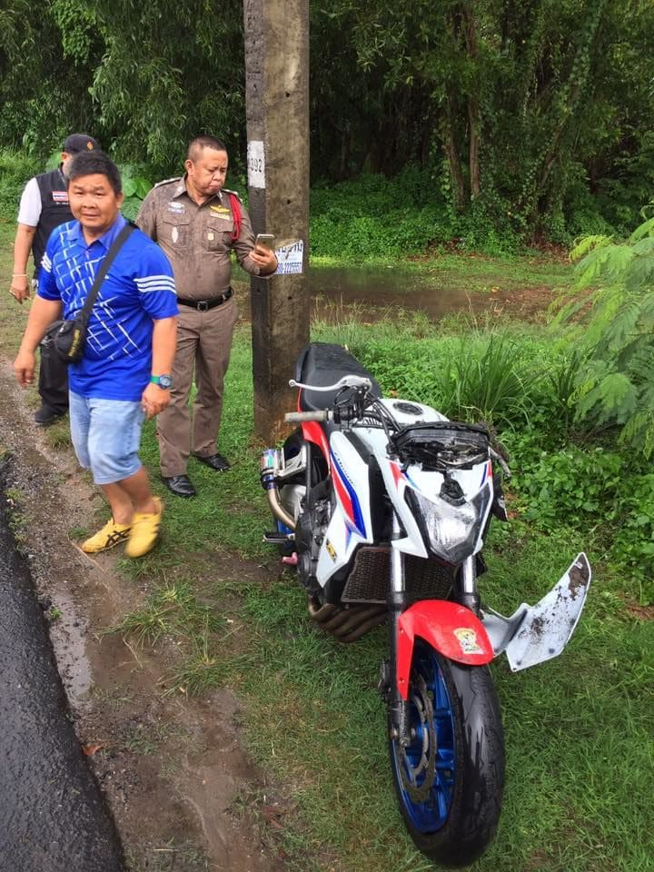 19 year old dies after big bike accident in Kathu, Phuket | News by The Thaiger