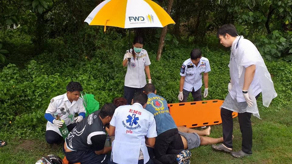 19 year old dies after big bike accident in Kathu, Phuket | The Thaiger