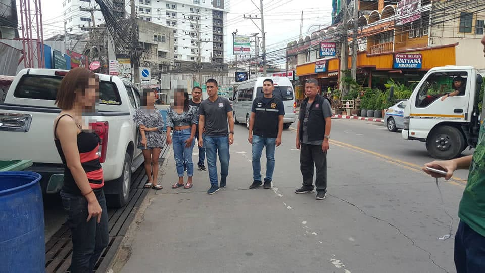 Three ladyboys arrested over thefts from Indian tourists in Pattaya | The Thaiger