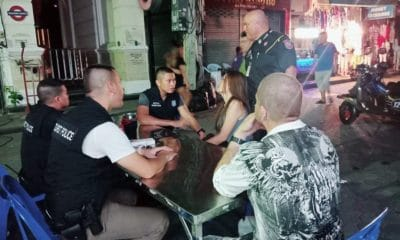 Laotian ladyboy arrested for stealing from Finnish tourist in Pattaya | The Thaiger