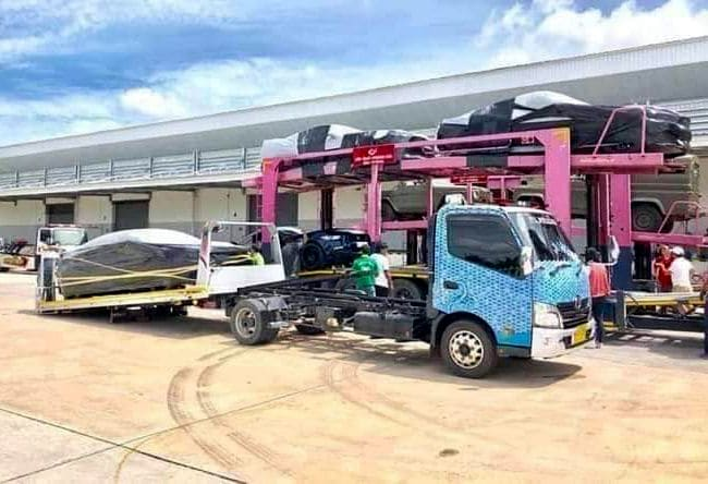 Hot wheels head for Thailand's south - 'Fast and Furious 9' cars arrive | News by The Thaiger