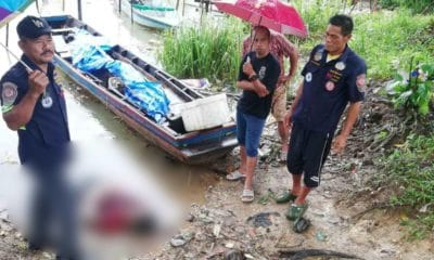 Unidentified body found floating in Ranong lake | The Thaiger