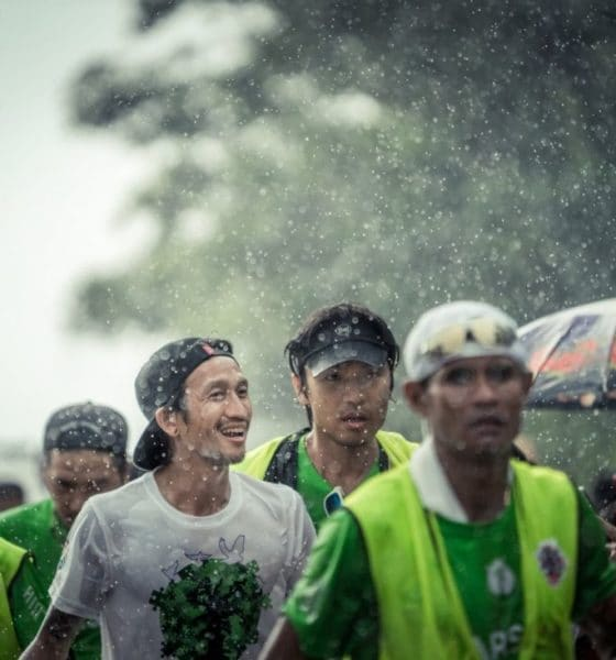 Toon's latest run-for-charity raises 15 million baht in the first hour for north-east hospitals | The Thaiger