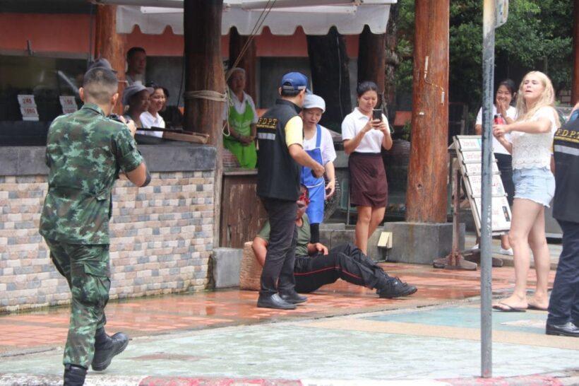 Tsunami evacuation drill held in Patong, Phuket | News by Thaiger