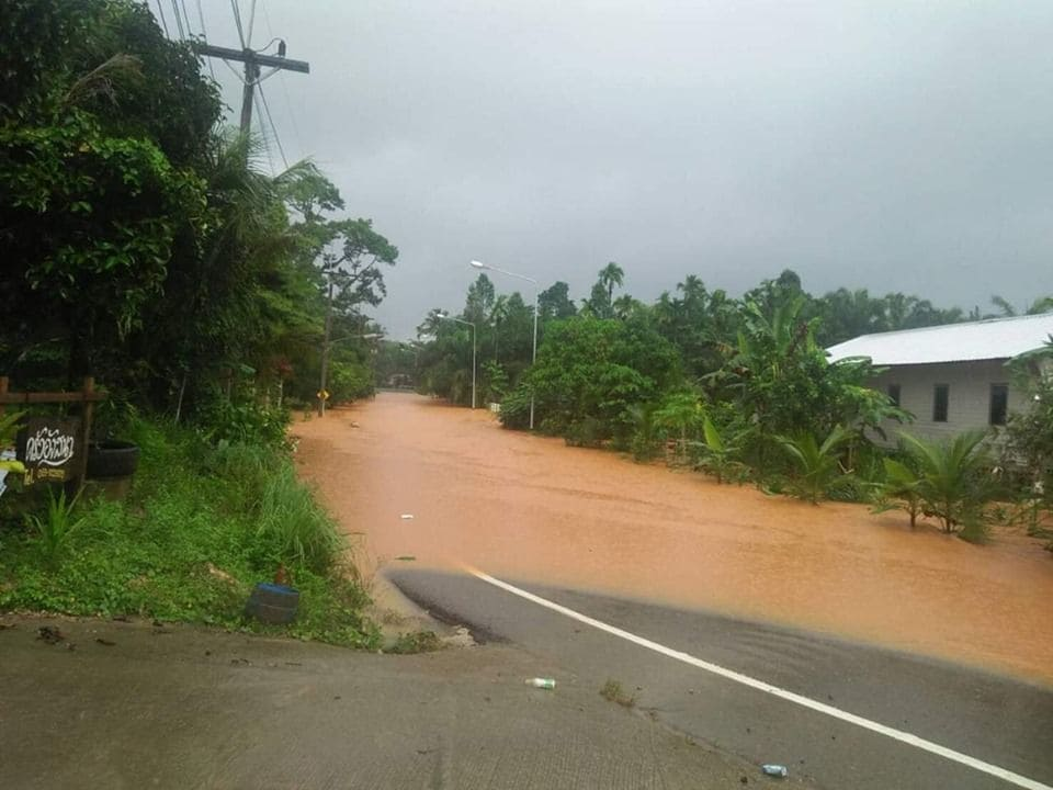 Phang Nga governor declares flood disaster zones in Thailand's south   News by Thaiger