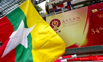 ASEAN's main conferences on today in Bangkok | The Thaiger