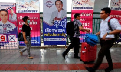 Polls show Thai voters sick of endless bickering over Cabinet posts | The Thaiger