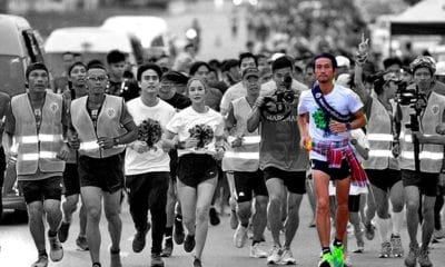 Toon's running again, pounding the pavement for Thailand's hospitals | The Thaiger