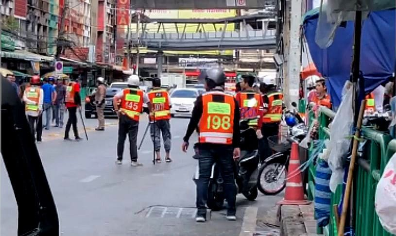 Initial investigation into deadly Bangkok motorcycle taxi brawl | News by The Thaiger