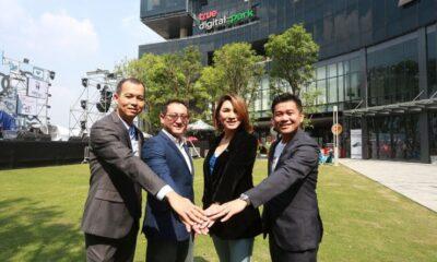 True Digital Park opens in Sukhumvit 101 Road, Bangkok | The Thaiger