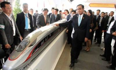 High-speed rail airport link contracts to be signed next month | The Thaiger