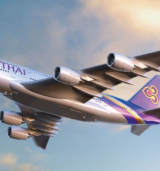 Thai Airways sneaks into Top Ten. Skytrax World's Best Airlines Awards 2019. | The Thaiger