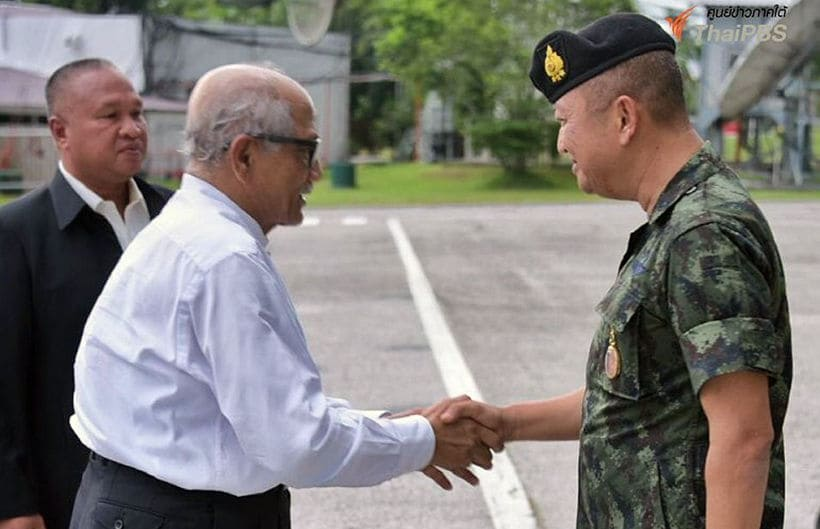Malaysian diplomat visits Thailand's deep South to resume peace talks | The Thaiger
