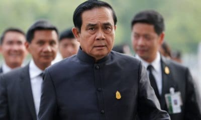 Last minute deal secures Prayut's PM vote in today's Thai parliamentary sitting | The Thaiger