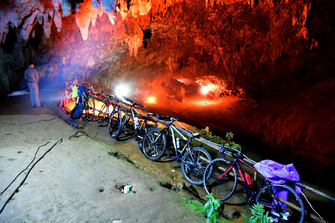 Miracle at Tham Luang - The Thailand cave drama unfolds, a year on | News by The Thaiger