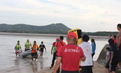 Body found off Saphan Hin on Koh Tapao Noi, Phuket | The Thaiger