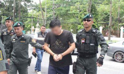 แผนไม่เนียน! ตร.ภูเก็ตจับหนุ่มจีนหลอกชวนสาวร่วมชาติลงทุน ก่อนใช้ปืนปลอมขู่-จับมัดมือมัดเท้า ชิ่งเงินเกือบล้าน | The Thaiger