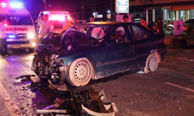 One dead, one injured in Thalang collision, Phuket | The Thaiger