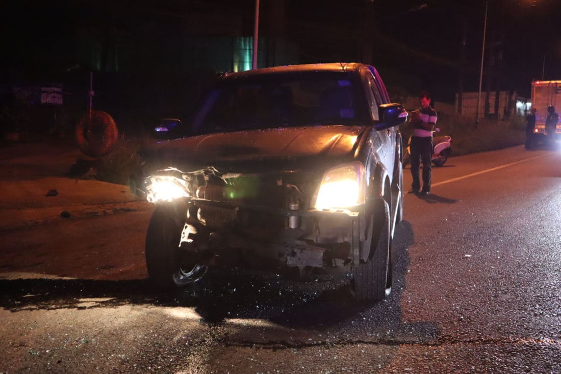 One dead, one injured in Thalang collision, Phuket   News by Thaiger