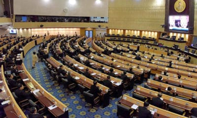 Complaints made over 41 pro-Junta coalition MPs over their alleged media shares | The Thaiger